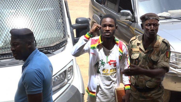 grenade 1 Grenade quitte l'UFDG : le parti appel ses communicants de s'abstenir de toute attaque contre lui
